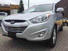 2012 Hyundai Tucson GLS CARPROOF VERIFIED
