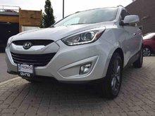 2015 Hyundai Tucson CARPROOF VERIFIED