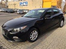 2015 Mazda Mazda3 Sport GS-SKY HB  - NEW ARRIVAL!