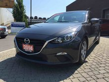 2014 Mazda Mazda3 GX-SKY, CARPROOF VERIFIED