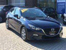 2014 Mazda Mazda3 GX-SKY! **Bi-Weekly Payment $110.10**
