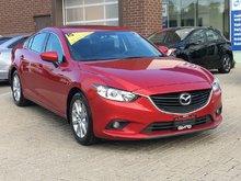 2015 Mazda Mazda6 GS-SKY 2.5L! **Bi-Weekly Payment $158.61**