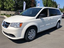 2013 Dodge Grand Caravan Canada Value Package