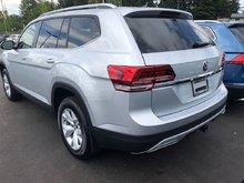 2018 Volkswagen Atlas Comfortline V6 4Motion