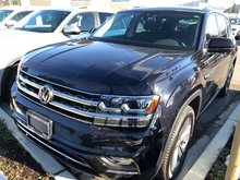 2019 Volkswagen Atlas Execline V6 4Motion w/ R-Line & Captain Chair Pkg.