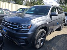 2019 Volkswagen Atlas Execline V6 4Motion w/ R-Line & Captains Chairs