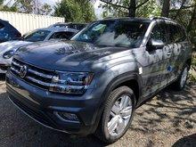 2019 Volkswagen Atlas Execline V6 4Motion