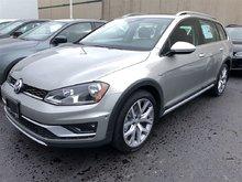 2017 Volkswagen GOLF ALLTRACK ALLTRACK 1.8 TSI 170HP 6SP DSG AUTO TIPTRONIC 4MOT