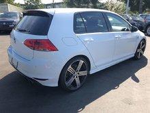 2016 Volkswagen Golf R 2.0 TSI
