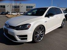 2016 Volkswagen Golf R DSG 4Motion w/ Technology Pkg.