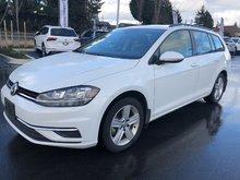 2018 Volkswagen GOLF SPORTWAGEN Trendline 4Motion Auto