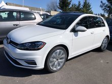 2019 Volkswagen Golf Execline Auto w/ Drivers Assistance Pkg.