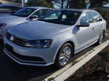 2017 Volkswagen Jetta WOB 1.4L 150HP 6SP AUTO W/TIPTRONIC