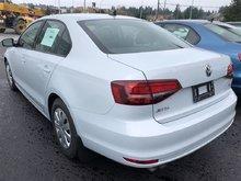 2017 Volkswagen Jetta TRENDL+ 1.4T 150HP 6SP AUTO TIPTRONIC