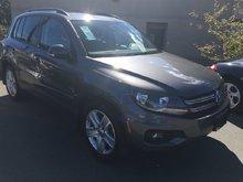 2014 Volkswagen Tiguan Comfortline 4Motion