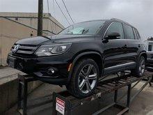 2017 Volkswagen Tiguan HIGHL 2.0 TSI 200HP 6SP AUTO TIP 4MO