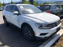2018 Volkswagen Tiguan Comfortline 4Motion w/ 3rd Row Pkg.