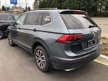 2018 Volkswagen Tiguan Comfortline 4Motion Auto w/ 3rd Row & Navigation