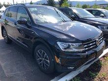 2018 Volkswagen Tiguan Comfortline 4Motion w/ Discover Media Navigation