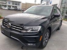 2018 Volkswagen Tiguan Comfortline 4Motion Auto w/ 3rd Row Package