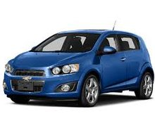 2016 Chevrolet Sonic LT!  $119 B/W