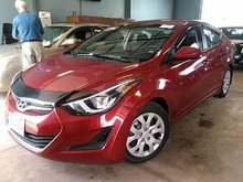 2016 Hyundai Elantra Sedan GL Low Kms..Factory Warr..Auto..Air..Heated Seats..Backup Cam..Bluetooth..Very Clean!!