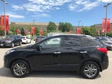 2015 Hyundai Tucson GLS AWD at AWD..Panorama Roof..Heated Seats..Bluetooth..Backup Cam..Leather/Cloth Seats..Alloys..Fog Lights!!