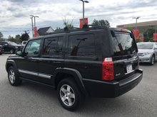2010 Jeep Commander Sport 7 Passenger..4X4..One Owner..Local Trade..Heated Leather..Moonroof..Backup Cam..Sat Radio..GPS/ Nav!