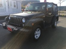 2014 Jeep Wrangler SPORT - New Tires - Clean CarProof