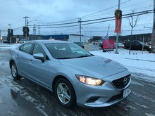 2016 Mazda Mazda6 GS/L HEATED LEATHER..GPS/ NAV..POWER ROOF..BLUETOOTH..POWER SEAT..BACKUP CAM..WINTER TIRES TRADED IN!!