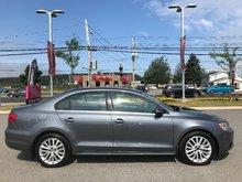2012 Volkswagen Jetta Highline 2.0 TDI 6sp Low Kms..Turbo Diesel..Iconic Fuel Economy..Leather..Moonroof..GPS/Nav..Bluetooth..Sat Radio!!