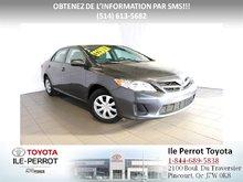 Toyota Corolla RETOUR DE LOCATION, SEULEMENT 20452KM 2013