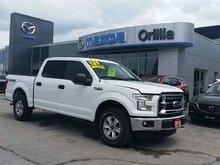 2016 Ford F-150 CREW**CLEAN CARPROOF**