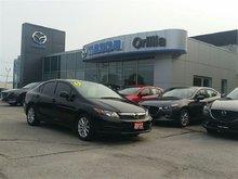 2012 Honda Civic SUNROOF-AM/FM RADIO-CRIUSE CONTROL-BLUETOOTH