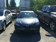 2008 Mazda Mazda3 SOLD AS IS