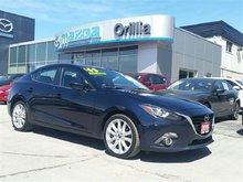 2015 Mazda Mazda3 GT-NAV-HEADS UP DISPLAY-BACKUP CAMERA