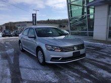 2018 Volkswagen Passat Trendline plus 2.0T 6sp at w/Tip