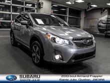 2016 Subaru Crosstrek Hybrid 2.0L AWD HATCHBACK