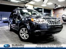 Subaru Forester 2.5i TOURING AWD 2013
