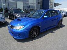 Subaru WRX Limited (M5) 2012