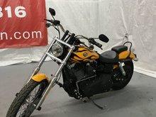 2011 Harley-Davidson Fxdwg FXDWG