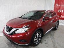 2017 Nissan Murano AWD PLATINUM AWD