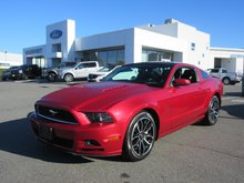 2013 Ford Mustang GT Coupe- 6spd manual/Full glass roof/Htd seats/Reverse sensors/19