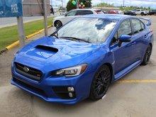 Subaru WRX W/Sport Pkg 2015