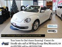 Volkswagen Beetle Convertible Comfortline 2015