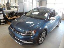 2017 Volkswagen GOLF ALLTRACK Loaded