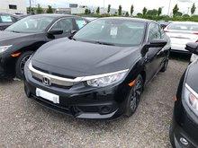 2018 Honda Civic Coupe LX w/Honda Sensing