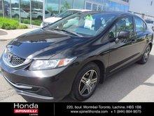 2013 Honda Civic LX MAGS AUTO AC