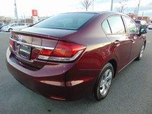 2013 Honda Civic LX DEAL PENDING AUTO AUTO AC CRUISE BAS KM