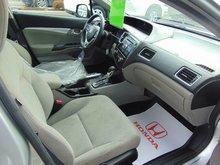 Honda Civic EX AUTO TOIT  BAS KM 2013 AUTO TOIT MAGS BAS KM